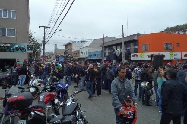 Todas as tribos curitibanas se encontraram no 1º Evento do Dia do Motociclista