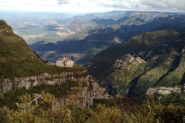A maravilhosas paisagens da Serra Catarinense, o nosso destino