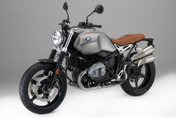 BMW R nineT Scrambler 2017