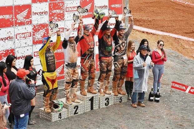 Roman Jelen foi o mais rápido na MX3