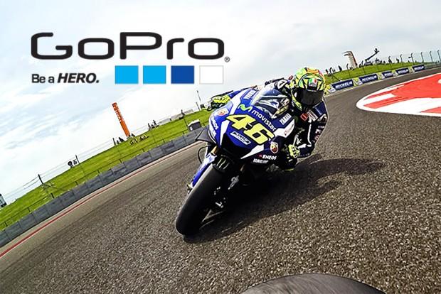 Nove vezes campeão de MotoGP e um dos grandes nomes da atualidade, Velentino Rossi entrou para a família GoPro