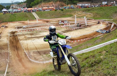 Enduro Desafio 3R motos