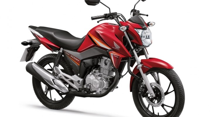 Honda CG 160 Titan 2017