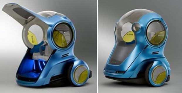 Veículo de duas rodas que utiliza a tecnologia de equilíbrio Segway