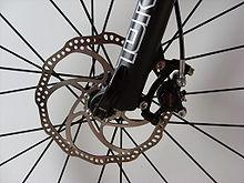 Até as bicicletas estão aderindo cada vez mais ao freio a disco