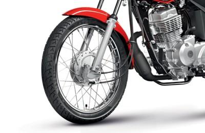 Fabricantes brasileiros ainda insistem em vender motos com freio a tambor na roda dianteira