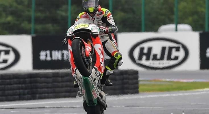 Cal Crutchlow consegue a tão sonhada primeira vitória na MotoGP™