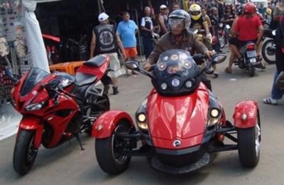 Tio Bel, a lenda do motociclismo brasileiro - foto: Roberto Maia