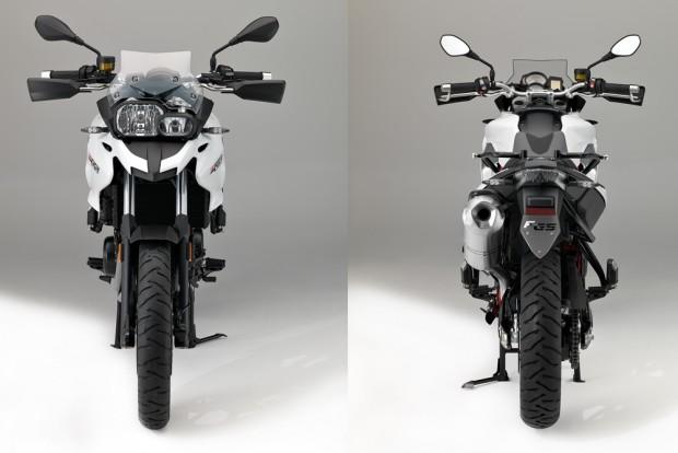 Frente e verso, a moto traz características de versatilidade para uso em estradas, viagens e no dia-a-dia no ambiente urbano
