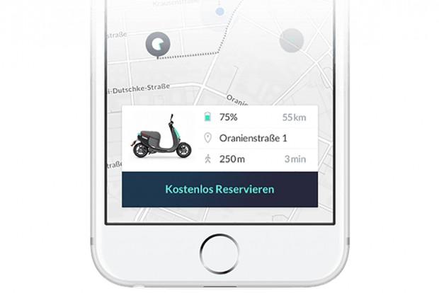Sistema de locação de scooter surge como alternativa moderna, integrando o uso de smartphones e livrando os usuários de dores de cabeça comuns, como a necessidade de recarregar a moto