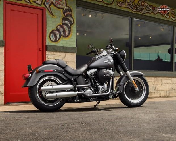 Com design clássico da Harley, Fat Boy Special custa R$ 63,9 mil até o dia 31 de agosto