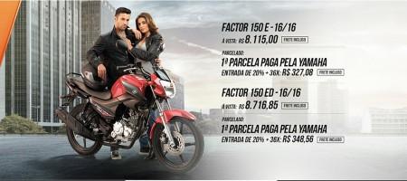 Factor 150 com primeira parcela paga pela marca