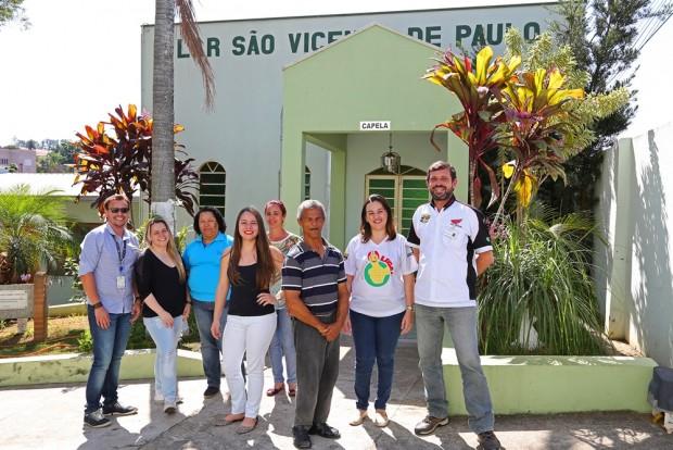 Doação ao Lar São Vicente de Paulo, em Santo Antonio de Posse (SP), marca o lançamento oficial do Programa Motociclista Legal