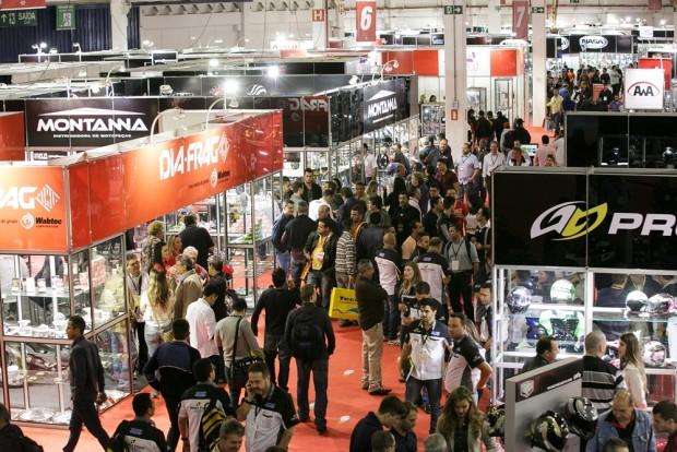IX Salão das Motopeças recebe grande e qualidficado público