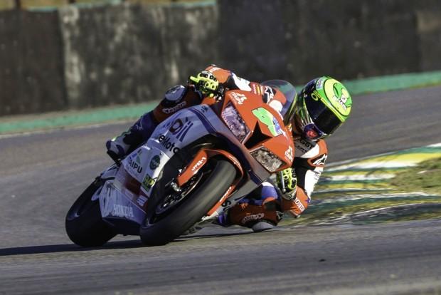 Eric Granado passeou na quinta etapa da SuperBike , categoria SuperSport