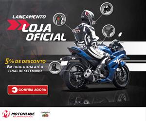 Tudo junto num único ambiente: as melhores e mais completas informações com o maior site de compras com as melhores ofertas para o motociclista