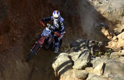 Trilhas técnicas puseram à prova toda a categoria dos competidores - foto: Janjão Santiago