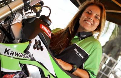A piloto Moara Sacilotti corre no Rally dos Sertões a xx anos entre os marmanjos