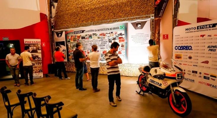 Projeto Motostory vai resgatar a história da motocicleta no Brasil - divulgação