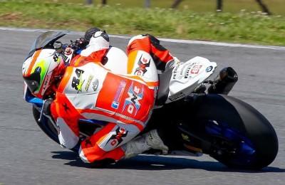 Diego Pierluigi vence a SuperBike em Curitiba - foto do arquivo do piloto
