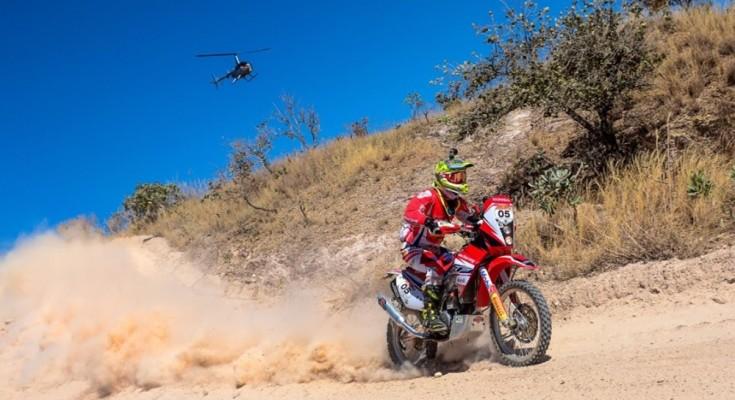 Gregorio Caselani venceu a segunda etapa do Rally dos Sertões - foto: Doni Castilho