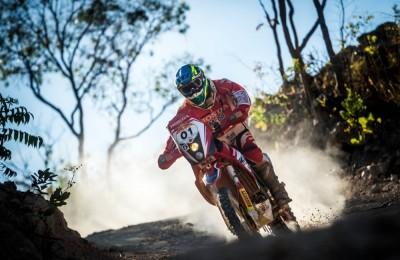 Jean Azevedo busca recuperação e  vence a quarta etapa do Sertões 2016 - foto: Marcelo Maragni