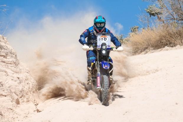 Ricardo Martins ocupa a terceira posição na classificação geral - foto: Doni Castilho