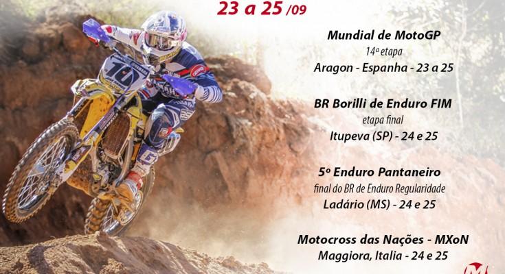 eventos motos motogp motocross enduro