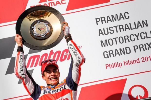 Marc Márquez tem 52 pontos de vantagem sobre o segundo colocado, Rossi. Será que levanta o troféu do tri em 2016?