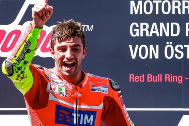 A Ducati tem vivido uma temporada e tanto. Dos tropeços do início, quando um piloto derrubou o outro, até uma dobradinha histórica, na Áustria