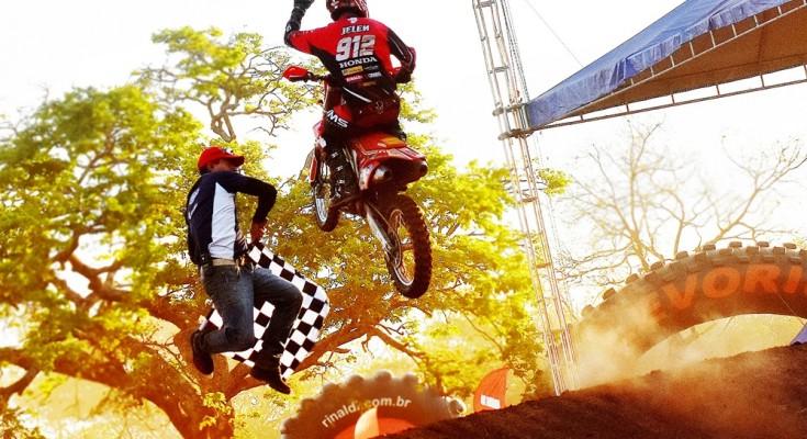 Gringos no motocross: Roman Jelen, esloveno, aumentou distância na MX3