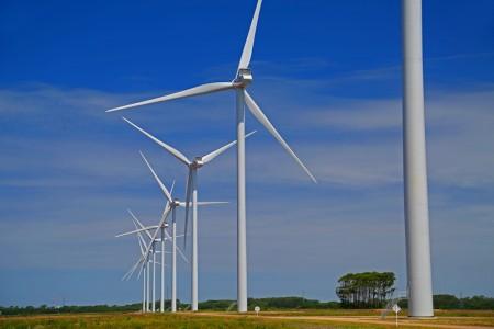 Parque eólico no Rio Grande do Sul, gera energia equivalente ao consumo da fábrica de automóveis de Sumaré