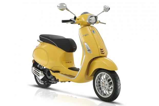 Vespa Sprint 150 cc: R$26.930,00