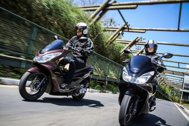 Honda PCX 2017 chega às lojas na segunda metade de outubro