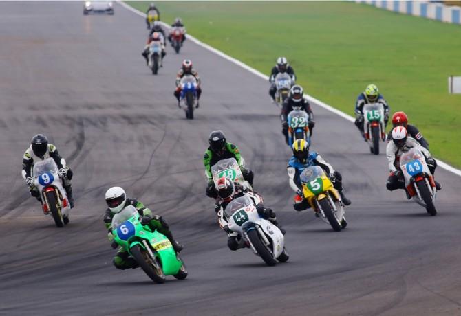 ICGP Brasil reviveu motos clássicas em Goiania