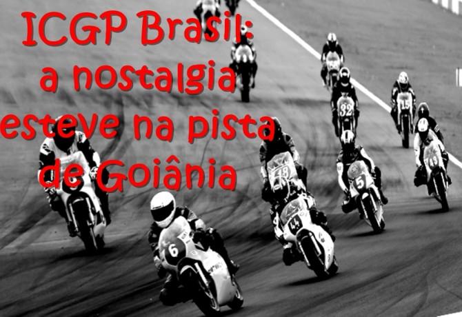 Nostalgia no ICGP Brasil: Tributo ao passado