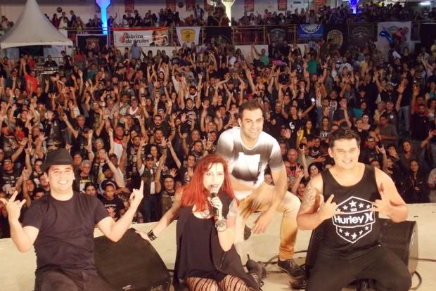 Banda Faixa etária é uma das onze atrações musicais do Imperial Moto Fest, em Petrópolis