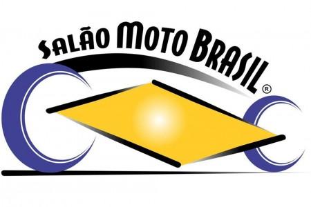 Logo oficial do Salão, fazendo menção direta à bandeira nacional