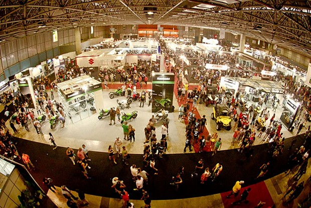 Salão Moto Brasil é um dos principais eventos do segmento no calendário Brasileiro. Próxima edição será em janeiro de 2017