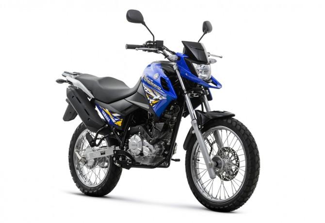 Yamaha Crosser 2017 traz poucas mudanças