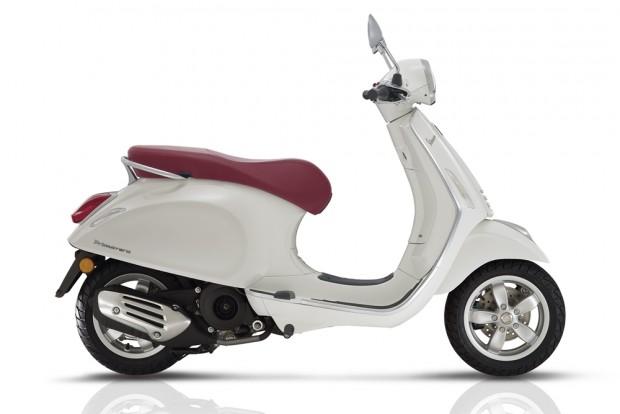 Série Histórica, limitada a produção de 1000 unidades numeradas, tará como base a Vespa Primavera 150cc