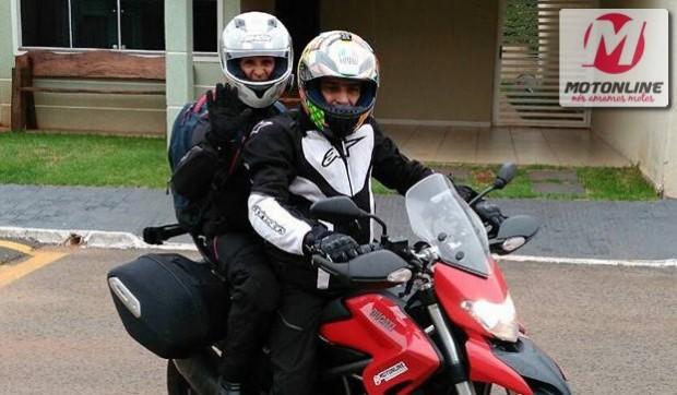 Prontos para 2000 km de lindas estradas