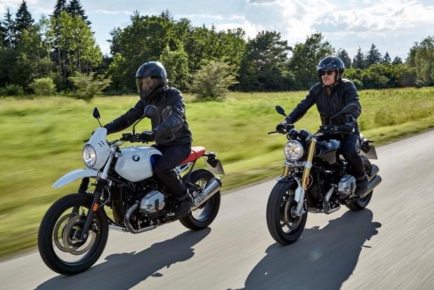 BMW R nineT e BMW R nineT Urban G/S chegam com mudanças sutis, como novas cores, painéis de instrumentos e ajustes de suspensão