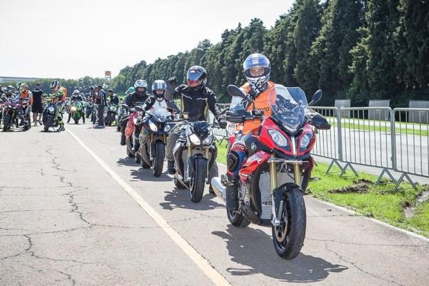 Primeira edição do Moto Test reuniu motos esportivas e nakeds