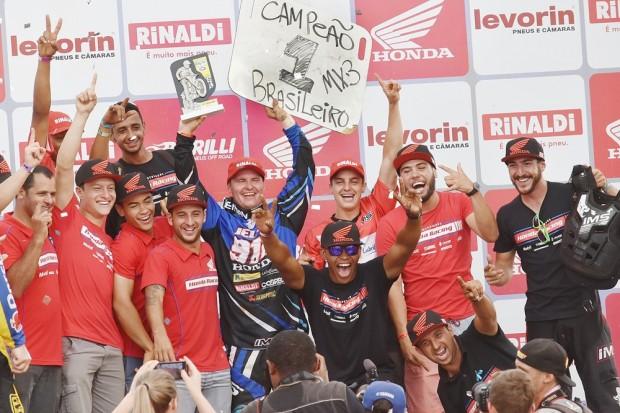 Roman Jelen: Campeão Brasileiro de Motocross Pró categoria MX3