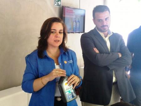 Simone Ferreira e Sérgio Perez: queremos liderar também no Brasil