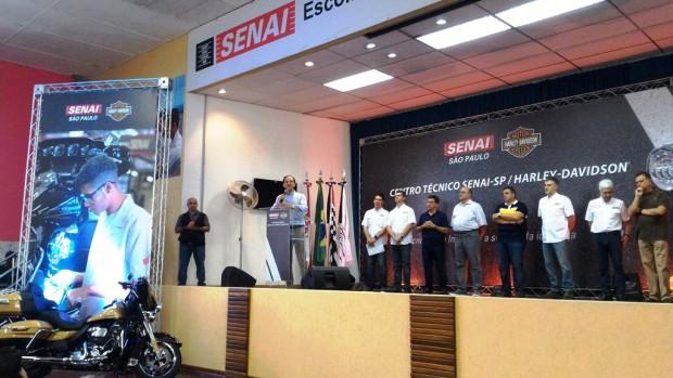 Skaf: o Senai é um excelente exemplo de um Brasil que trabalha, funciona bem e traz excelentes resultados