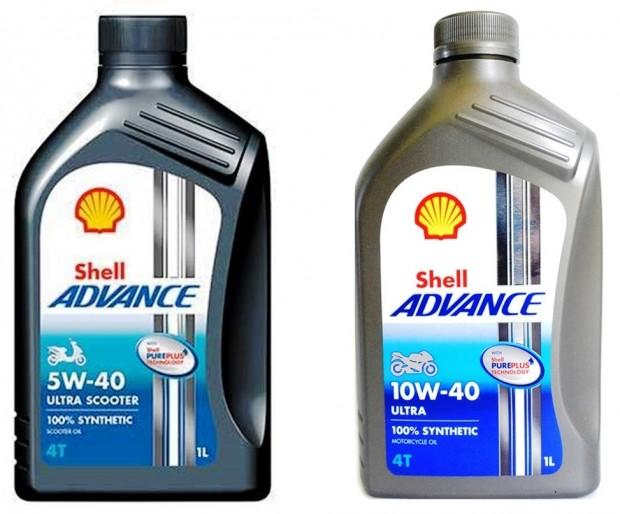 """Linha de óleos sintéticos """"PurePlus"""": para todos os tipos de moto"""