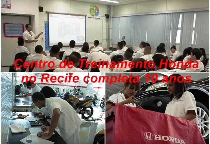 Projeto social da Honda comemora 10 anos no Recife