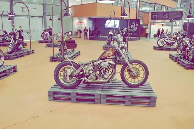 Bike & Art Show se estenderá por 1.200m² do Riocentro. Salão Moto Brasil acontece em janeiro